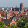 View of the Old Town in Gdansk, Poland — Stock Photo #35796117