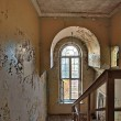 Beautiful, forgotten and destroyed house — ストック写真