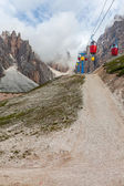 National Park of Dolomites — Stockfoto
