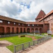 Castle of Teutonic Order in Malbork — Stock Photo #37193647