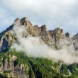 Beautiful mountain landscape - Dolomites, Italy — Stock Photo