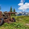 Relic of War - Dolomites, Italy — Stock Photo #37778187