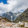 Beautiful, a breathtaking view - Tatra Mountains — Stock Photo #38416083