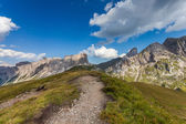 Beautiful, a breathtaking view - Dolomites, Italy — Stock Photo
