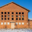 The ruins of the brick factory - Poland — Stock Photo #39699453