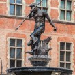 Gdansk city in Pomerania region - Poland — Stock Photo #40332585