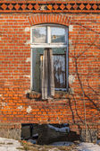 Old, abandoned and forgotten building — Stockfoto