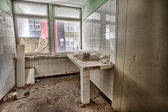 Dirty, old and forgotten room — Foto de Stock