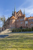 Historic Cathedral Hill - Frombork, Poland — Stock Photo