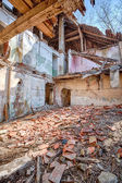 Old, abandoned and forgotten building — Stock Photo