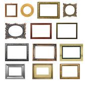 The set of frames — ストック写真
