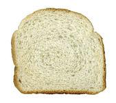 Kromka chleba — Zdjęcie stockowe