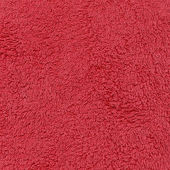 Red material texture, close up — Stock Photo