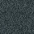 Stock Photo: Gray leather texture closeup