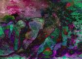 Abstrato base grunge, textura de tinta. — Foto Stock