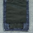 leere jeans-label — Stockfoto #30645961
