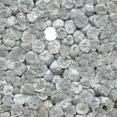 Povrch polystyrenu makro — Stock fotografie