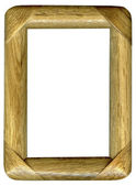 Wooden frame — Stockfoto