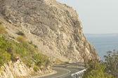 Asfalt yol — Stok fotoğraf