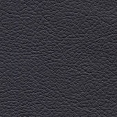Gray leather texture closeup — Stock Photo
