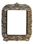 Vintage golden frame — Stock Photo