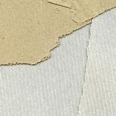Brown cardboard texture — Stock Photo