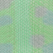 Blue snake skin imitation background — Stock Photo