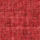 Red cloth texture background — Stock Photo
