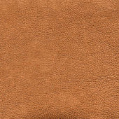 Brown leather texture. Leather background . — Stock Photo