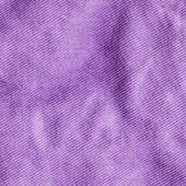 Lilac crumpled fabric background — Stock Photo