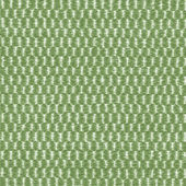Green fabric texture. Fabric background — Stock Photo
