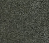 Worn scratched black leather texture — Stock Photo