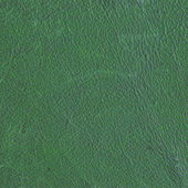 Green leather texture for design-works — 图库照片
