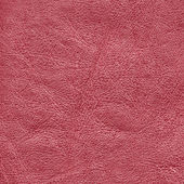Red leather texture — Stok fotoğraf