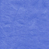 Blue leather texture — Foto de Stock