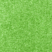 Green textile textured background — Stock Photo