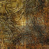 Staré kožené textury, steh — Stock fotografie
