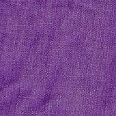Violet denim crumpled fabric — Stock Photo
