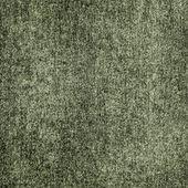 Green textile texture as background — Stock Photo