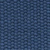 Blue textile texture as background — Stock Photo