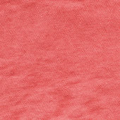 Red fabric texture. Fabric background — Stock Photo