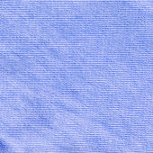 Blue fabric texture. Fabric background — Stock Photo
