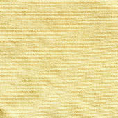 Yellow fabric texture. Fabric background — Stock Photo