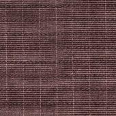Sfondo marrone tessile — Foto Stock