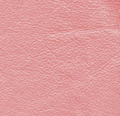 Red leather textured background — Stock Photo
