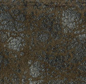 Worn brown  leather texture — Stock Photo