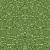 Yeşil sürüngen deri dokusu — Stok fotoğraf