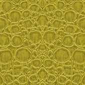 Yellow reptile leather  texture    — Foto Stock
