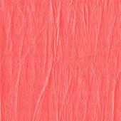Trama rosso carta stropicciata — Foto Stock