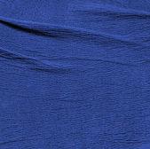Trama stropicciata in pelle blu — Foto Stock